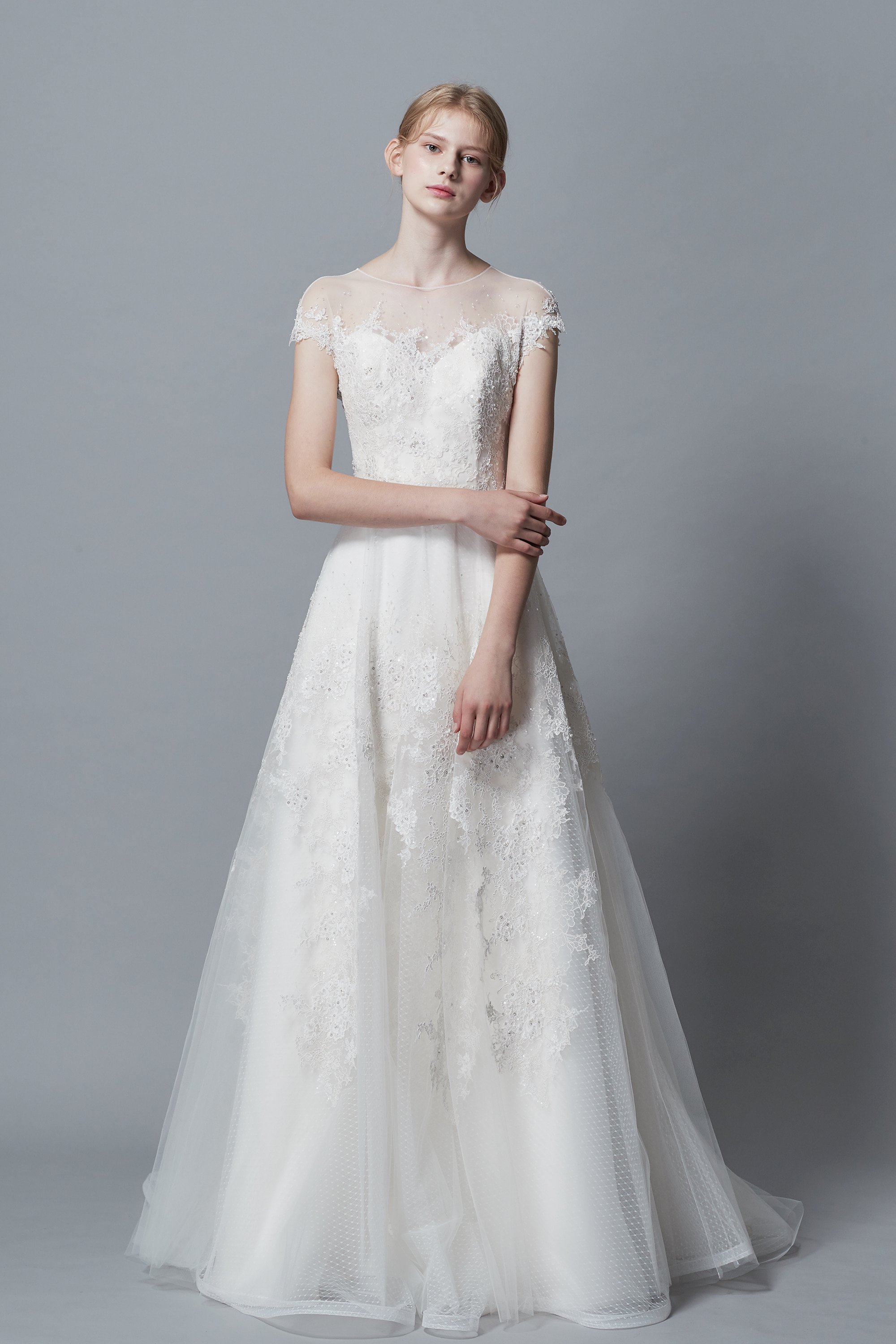 Ciel Blanc, WEDDING DRESS, DRESS,