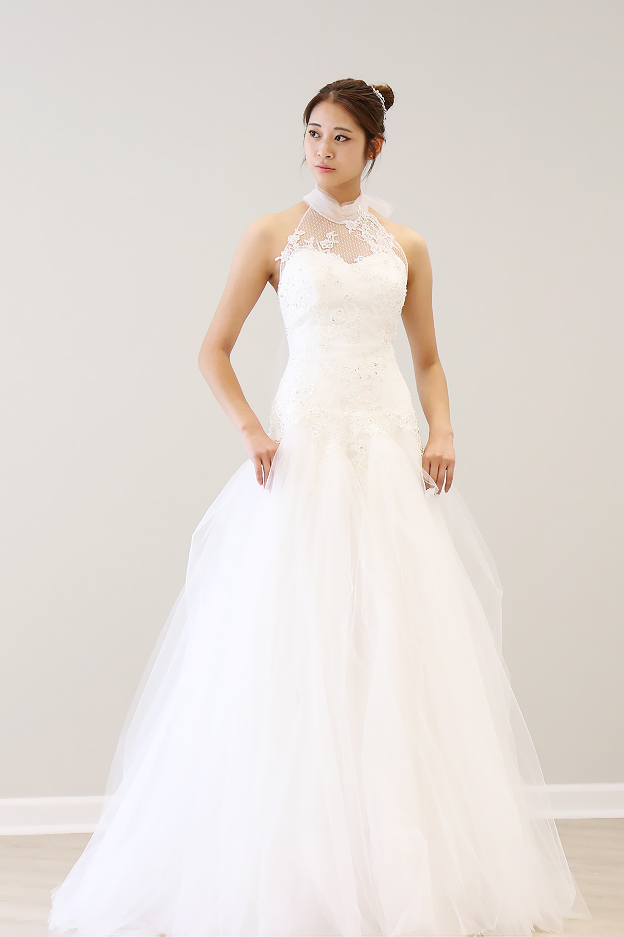 Ciel Blanc, WEDDING DRESS, BALLGOWN