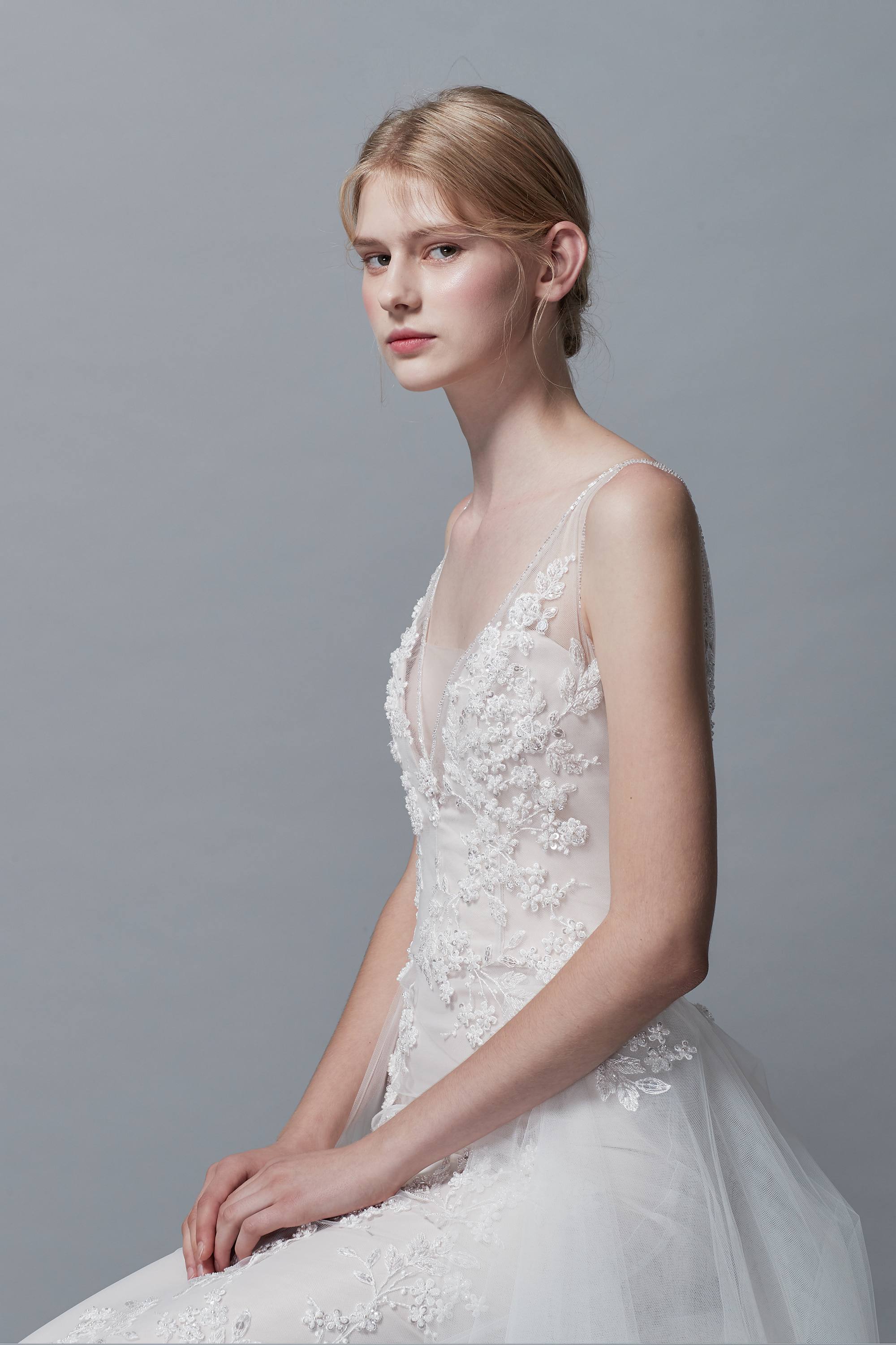 Ciel Blanc, WEDDING DRESS,