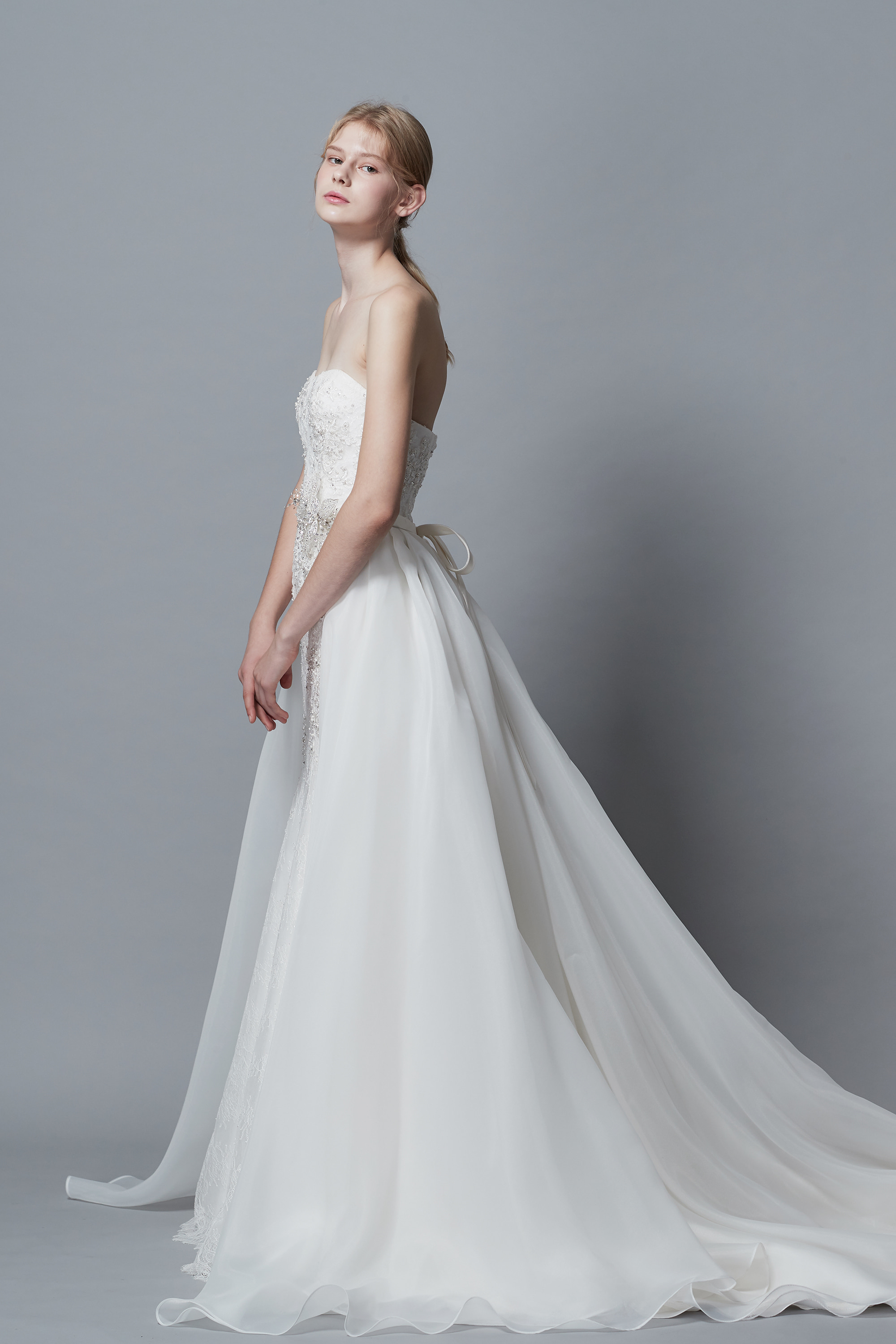 Ciel Blanc, WEDDING DRESS, DRESS